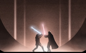 Picture star wars, lightsaber, jedi, sith, Anakin Skywalker, Sith Lord, Count Dooku, Star wars. Episode II: ...