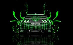 Picture Black, Green, Style, Nissan, Wallpaper, GTR, Background, Nissan, Car, Photoshop, Photoshop, Green, Design, Plastic, Skyline, …
