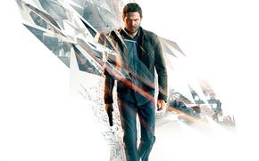 Picture Bridge, Look, Machine, Weapons, Actor, Microsoft Game Studios, Quantum Break, Shawn Ashmore, Remedy Entertainment