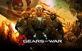 Picture Gears of War: Judgment, Damon Baird, Damon S. Baird