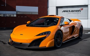 Picture McLaren, Orange, San francisco, 675LT