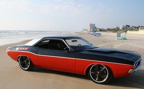 Picture Dodge, Challenger, Design, 1972, Foose