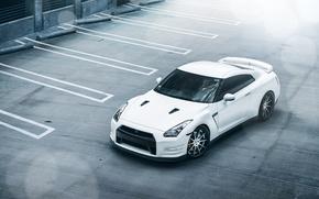 Picture car, auto, Nissan, nissan GT-R, MC Vellano Marlins