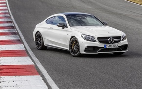 Picture Mercedes, coupe, amg, c63
