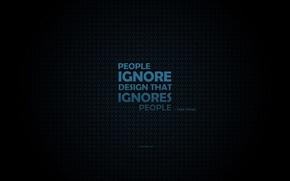 Wallpaper design, frank chimero, people ignore designe