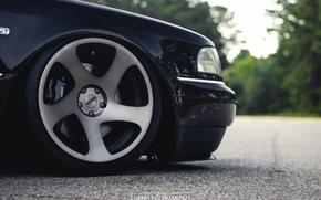 Picture Audi, Stance
