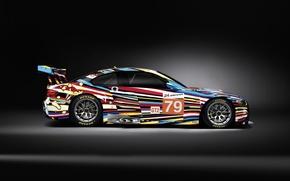 Picture color, paint, sport car, BMW m3