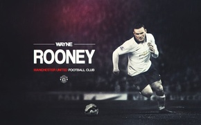 Picture Sport, Manchester United, Manchester United, Wayne Rooney, FuriousGFX