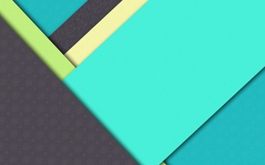 Picture line, abstraction, grey, geometry, green, material