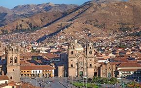 Picture the city, Peru, Peru, Cusco, Cusco