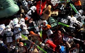 Wallpaper star wars, lego, star wars