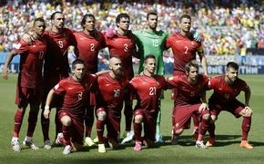 Picture Sport, Football, Cristiano Ronaldo, Nani, Cristiano Ronaldo, Pepe, Nani, World Cup 2014, World Cup 2014, …