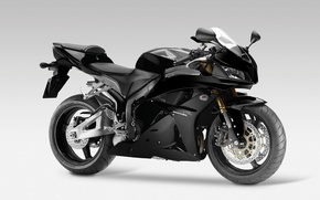 Picture Honda, black, CBR600