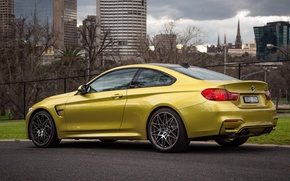 Wallpaper car, BMW, BMW, car, auto, Coupe, Competition Package, M4, M4