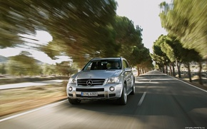 Picture Mercedes-Benz, 2006, AMG, ML63