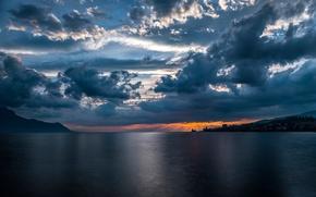 Picture the city, Switzerland, Switzerland, Lake Geneva, Montreux, Montreux