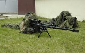 Picture Azerbaijan, Sniper Rifle, Sniper Rifle, Anti-Material Rifle, IST-14.5, Istiglal