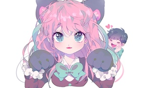 Wallpaper girl, osomatsu-san, art