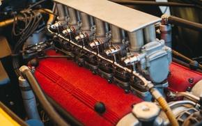 Picture engine, Ferrari, motor, TR 250