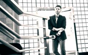 Picture photoshoot, Jensen Ackles, Jensen Ackles, Harper's Bazaar