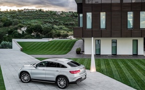 Picture Mercedes, AMG, Coupe, 4MATIC, GLE 63