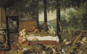 Picture picture, giovis, Jan Brueghel I, artists, Peter Paul Rubens