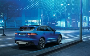 Picture Jaguar, SUV, F-Pace