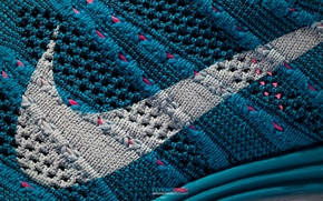 Picture fabric, emblem, Nike, Nike, Lunar, Flyknit One+