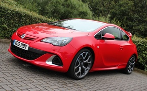 Picture vauxhall, astra, vxr