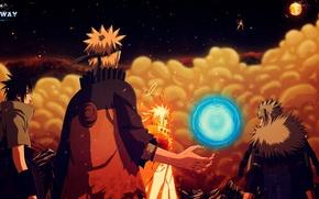 Picture Sasuke, Naruto, Naruto, Minato, Minato, Search tobira, Tobirama, Sasuke