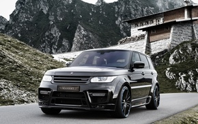 Wallpaper land Rover, Mansory, range Rover, Land Rover, Range Rover, sport, Sport