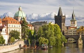 Picture Prague, center, historical