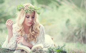Picture nature, book, Sandra Onofrei