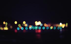 Picture lights, bokeh, dobraatebe