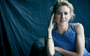 Wallpaper actress, blonde, photoshoot, Naomi Watts, InStyle, Naomi Watts, Matthew Brookes
