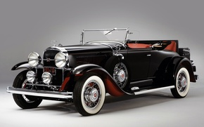Picture car, 1931, buick