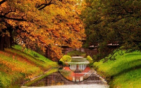 Picture Park, mountains, leaves, fall, leaves, colors, water, trees, walk, autumn, river, forest, park, forest, nature ...