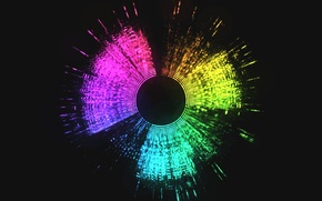 Picture Rainbow, DNA, Music, Colorfull, Circle