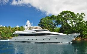 Picture luxury, superyacht, megayacht, VALKYRIE
