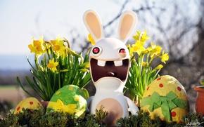 Wallpaper Easter, Easter eggs, eggs