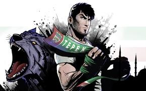 Picture sport, Chechnya, Terek, Vine