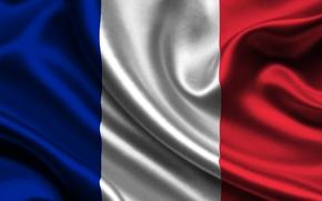 Picture France, flag, france