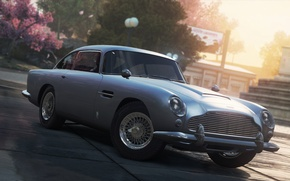 Picture Vantage, 2012, Need for Speed, nfs, Most Wanted, Aston Martin DB5, NSF, NFSMW