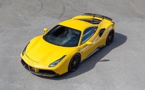 Picture Ferrari, GTB, Rosso, Novitec, 488