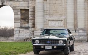 Picture Chevrolet, 1969, Camaro, ZL1, Clone
