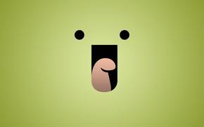 Picture language, eyes, cute, muzzle