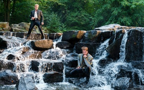 Picture Chris Pine, princes, The farther into the forest, Billy Magnussen