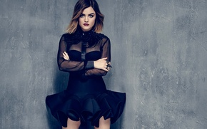 Picture Lucy Hale, Pretty little liars, Lucy Hale, promo photo shoot