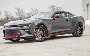 Picture Chevrolet, Camaro, Chicago, Blackhawks