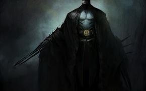 Wallpaper design, styling, Batman